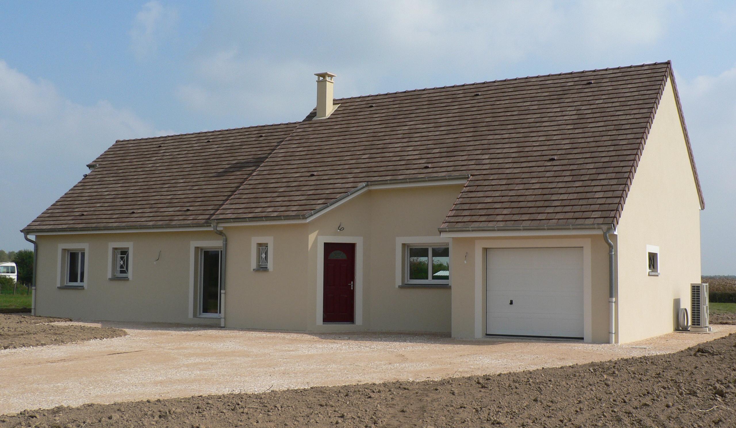 Maison traditionnelle construite par Bourgogne Bâtir 2 Full